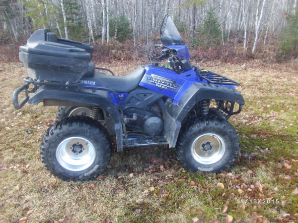 Grizzly 600 for sale canada for Yamaha grizzly 600