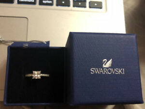 Beautiful Original Swarovski Ring on sale $100.00