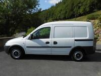 2007 Vauxhall Combo 1.3 CDTi 16V Only 1 Former Keeper, Side Loading Door