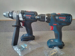 "Bosch  18V Lithium-Ion 1/2"" Compact Tough Drill/Driver"