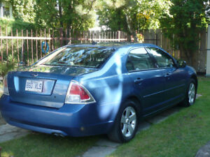 2009 Ford Fusion Berline