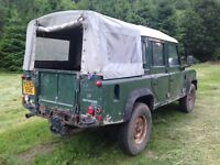 Wanted land rover defender / 4x4 pickup