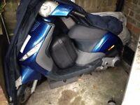Pioggio zip not gilera, aprilia, Honda.All panels are available engine has been sold