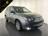 2014 64 MITSUBISHI OUTLANDER GX 4H PHEV AUTO 1 OWNER SERVICE HISTORY FINANCE PX