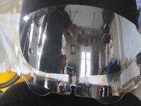 """Clear 10"""" fairing windshield for 2008 Streetglide"""