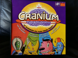 Cranium board game (French edition)
