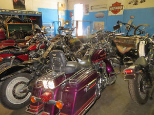 STORAGE FOR MOTORCYCLES AT MAKE IT ROAR