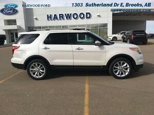 2015 Ford Explorer Limited  - NAVIGATION - MOONROOF - $227.85 B/