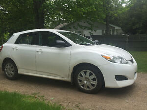 2011 Toyota Matrix Base Hatchback