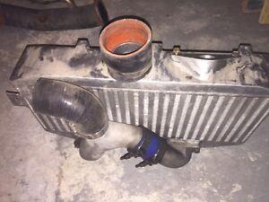 Intercooler 2.0L turbo