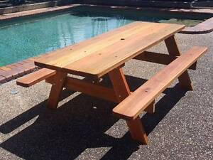 Commercial picnic tables with 10 year guarantee Coffs Harbour Coffs Harbour City Preview