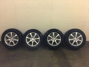 Bridgestone Blizzak Tires + Rims, great condition