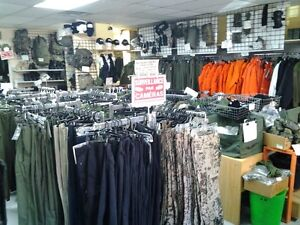 Army Hunting Paintball Military Survival Fishing & Camping STORE