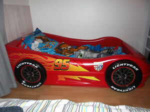 cars baby bed