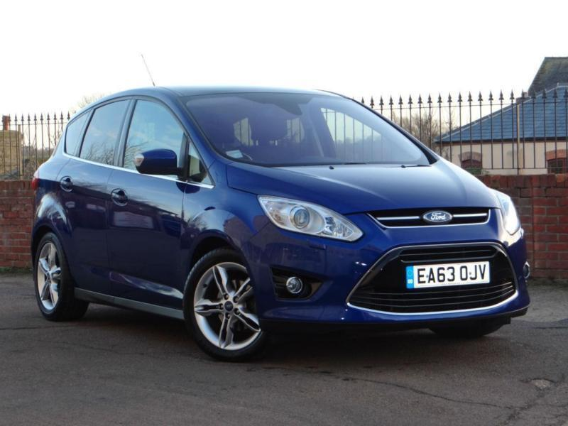 2013 ford c max 1 6 tdci titanium x 5dr 5 door mpv in halesworth suffolk gumtree. Black Bedroom Furniture Sets. Home Design Ideas