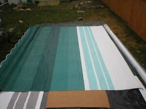 21 039 RV Trailer camper Replacement Factory Awning Fabric ...