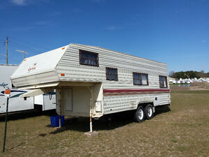 1987 Prowler Lynx Travel Trailer for sale 24.5 ft