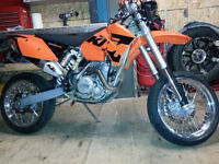 2005 KTM EXC Super motor for sale!