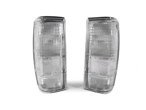 DEPO Clear Rear Tail Lights For 1982-1993 Chevy S10 & 1983-1994 Blazer Midsize