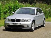 BMW 1 Series 118i 2.0 SE 5dr PETROL MANUAL 2006/55