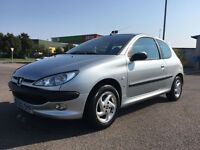 2003 Peugeot 206 LX, Mot September 2017 - No Advisories, Low Running Costs, Warranty, Fantastic Con