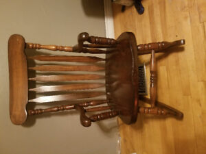 Wooden Rocking Chair - Excellent Condition