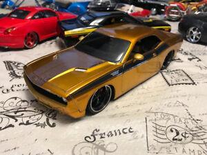 Dodge Challenger concept diecast 1/18 Die cast