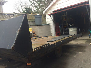 Custom snowmobile trailer London Ontario image 3