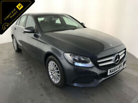 2014 64 MERCEDES-BENZ C220 EXECUTIVE BLUETEC 1 OWNER SERVICE HISTORY FINANCE PX