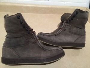 Men's Path Insulated Suede Boots Size 11 London Ontario image 2