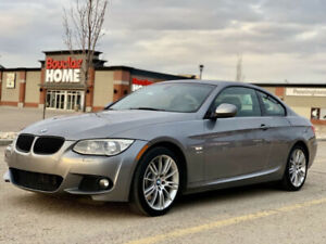 2011 BMW 335i X-drive M-Sport (Fully Inspected + Accident free)