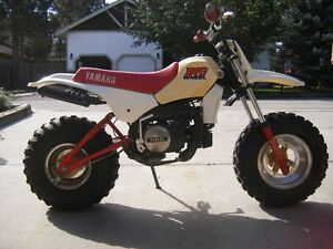 WTB - Yamaha BW80 in any condition