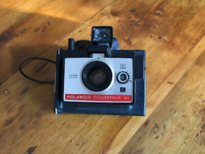 Polaroid Colorpack 80 Land Camera from the '70's