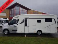 Lunar Roadstar EB 4 Berth Motorhome For Sale
