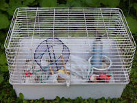 Cage Hamster ou Lapin