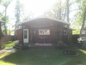 Newly Renovated Cabin For Sale!
