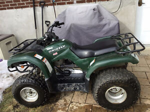 (VTT) Yamaha Grizzly 2004