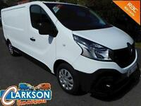 2015 Renault Trafic LL29 115DCi diesel van, used vans dont come better ....
