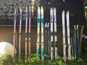 Skis to give away