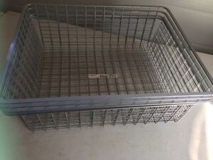 IKEA antonius wire baskets