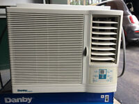 Air Conditioner selling separate.