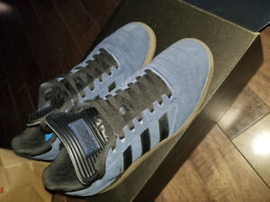 Adidas Busenitz Skateboard Shoes SIze 7.5 Mens Blue