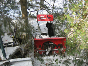MTD snowblower auger and housing For PARTS Kitchener / Waterloo Kitchener Area image 1