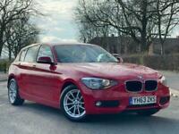 2013 BMW 1 Series 116d EfficientDynamics 5dr HATCHBACK Diesel Manual
