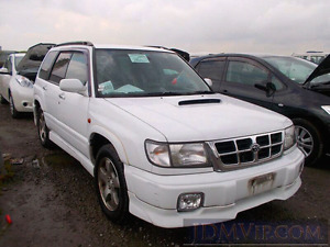 1998 Subaru Forester STB Turbo Wagon Right Hand Drive