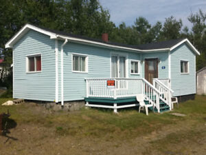 Small house for sale in Blacks Harbour.