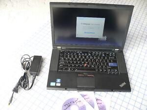 Win 10 Lenovo T520i