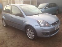 Ford Fiesta long mot 14 td diesel drives superb 895
