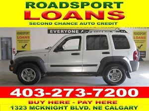 2006 JEEP LIBERTY AISK OK $500 DN BAD CREDiT OK APPLY NOW