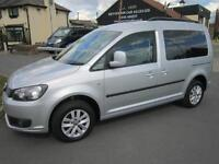 2011 Volkswagen CADDY C20 LIFE TDI S-A AUTOMATIC ONLY 88K MILES